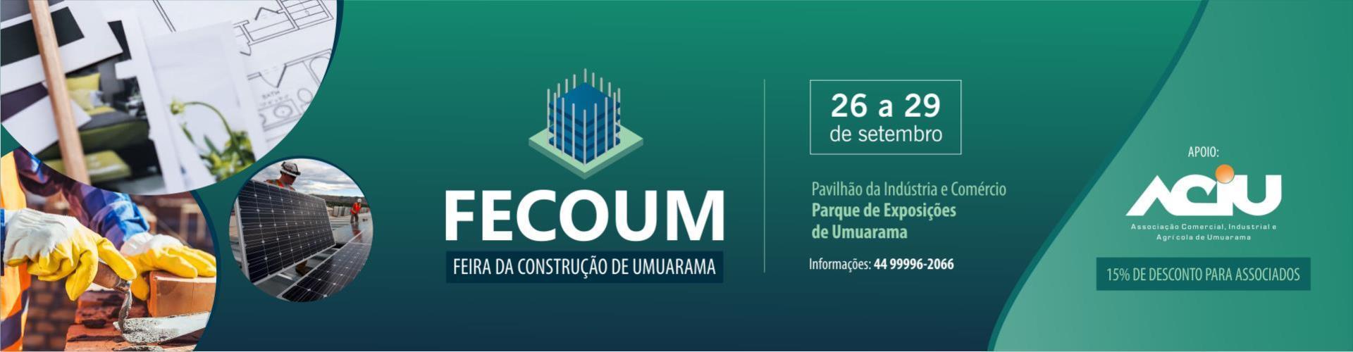 FECOMU Feira da Construção de Umuarama